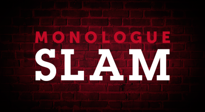 Monologue-Slam